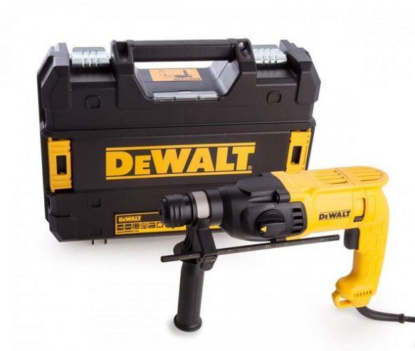 Bộ sản phẩm máy khoan búa Dewalt D25033K đến từ Dewalt - Mỹ