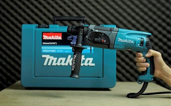 Giá máy khoan Makita HR2470X5 cạnh tranh